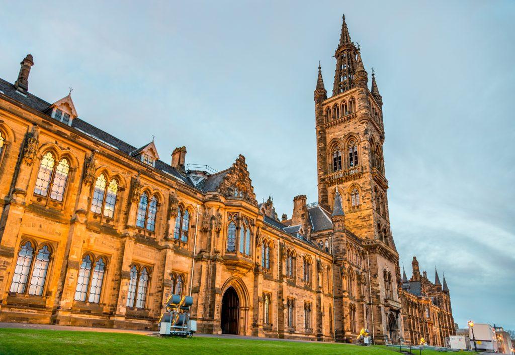 university of glasgow uk education